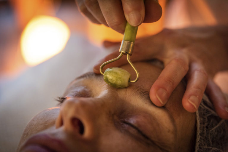 Karicia facial jade