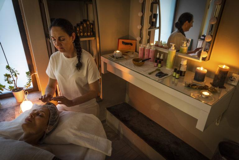 Tratamiento Karicia facial